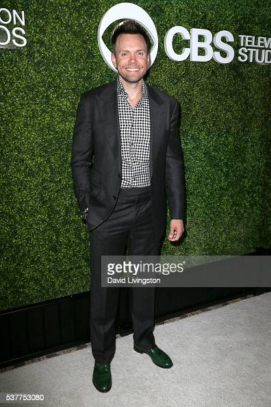 Comedian Joel McHale attends the 4th Annual CBS Television Studios Summer Soiree at Palihouse on June 2 2016 in West Hollywood California