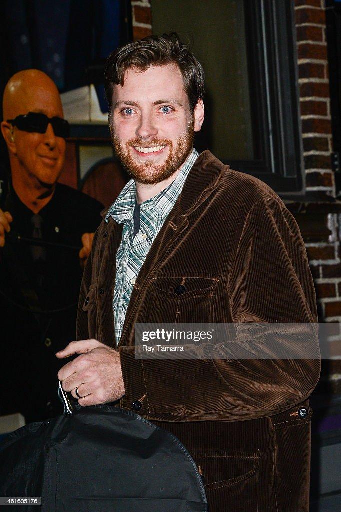 David letterman carrie brownstein dating 5