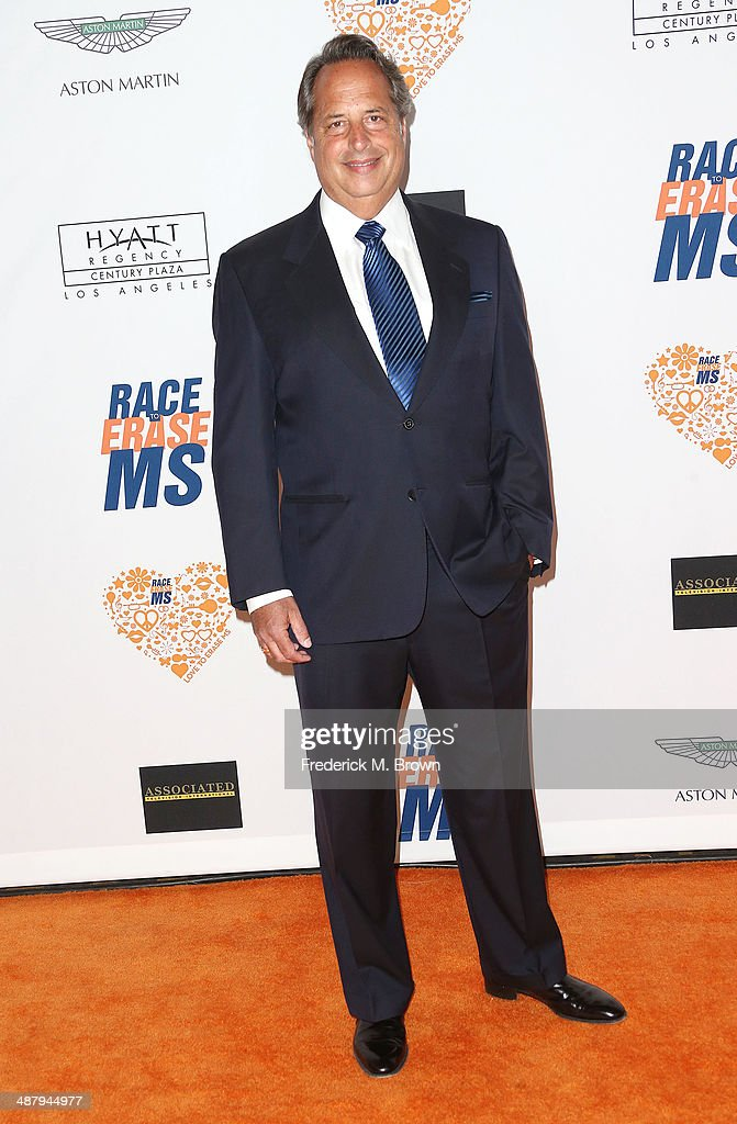 Comedian <a gi-track='captionPersonalityLinkClicked' href=/galleries/search?phrase=Jon+Lovitz&family=editorial&specificpeople=209148 ng-click='$event.stopPropagation()'>Jon Lovitz</a> attends the 21st Annual Race to Erase MS at the Hyatt Regency Century Plaza Hotel on May 2, 2014 in Century City, California.