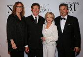 Comedian Judy Gold actor Barry Williams actress Florence Henderson and actor Christopher Knight arrive at Nevada Ballet Theatre presents 'The Black...