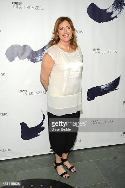 Comedian Judy Gold attends Logo TV's 'Trailblazers' at the Cathedral of St John the Divine on June 23 2014 in New York City