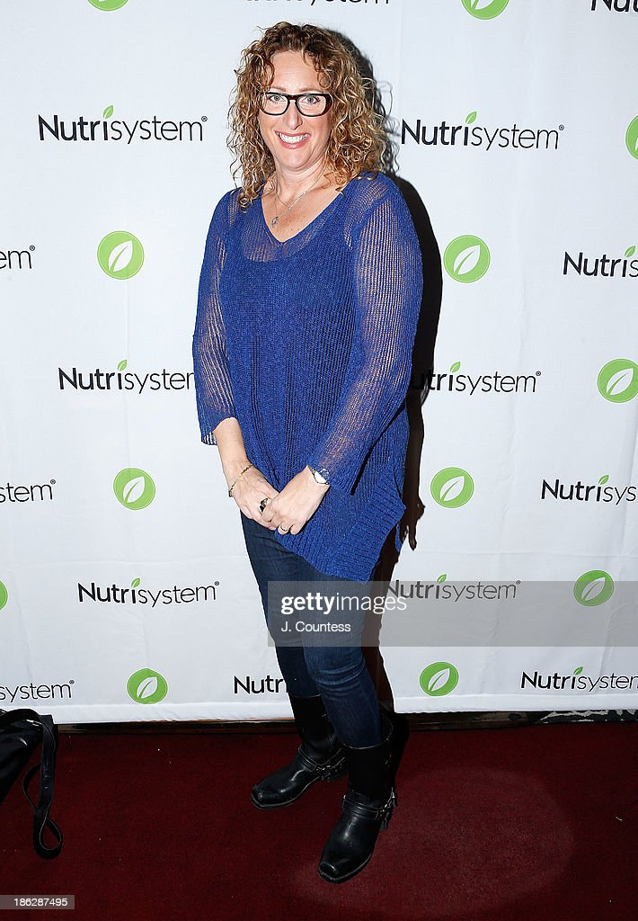 Comedian <a gi-track='captionPersonalityLinkClicked' href=/galleries/search?phrase=Judy+Gold&family=editorial&specificpeople=217558 ng-click='$event.stopPropagation()'>Judy Gold</a> attends the 'Melissa Explains It All: Tales from My Abnormally Normal Life' book launch party at Monkey Bar on October 29, 2013 in New York City.