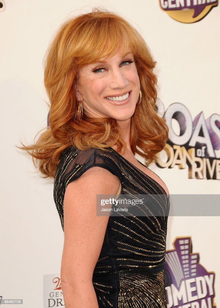 Comedian Kathy Griffin attends Comedy Central's 'Roast of Joan Rivers' at CBS Studios on July 26, 2009 in Studio City, California.