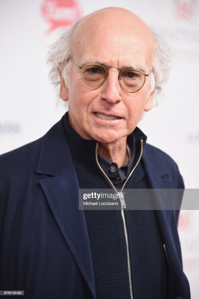 Comedian Larry David attends the 143rd Kentucky Derby at Churchill Downs on May 6, 2017 in Louisville, Kentucky.