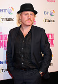 Comedian Leigh Francis attends the BT Digital Music Awards 2008 held at The Roundhouse on October 1 2008 in London England