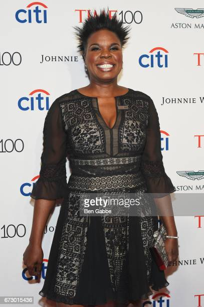 Comedian Leslie Jones attends the 2017 Time 100 Gala at Jazz at Lincoln Center on April 25 2017 in New York City