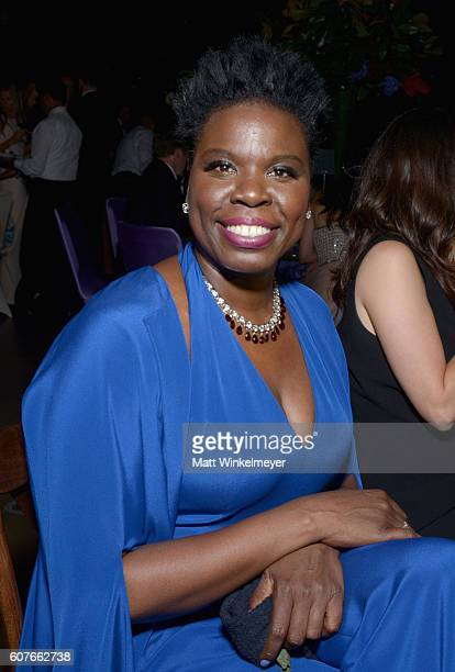 Comedian Leslie Jones attends the 68th Annual Primetime Emmy Awards Governors Ball at Microsoft Theater on September 18 2016 in Los Angeles California