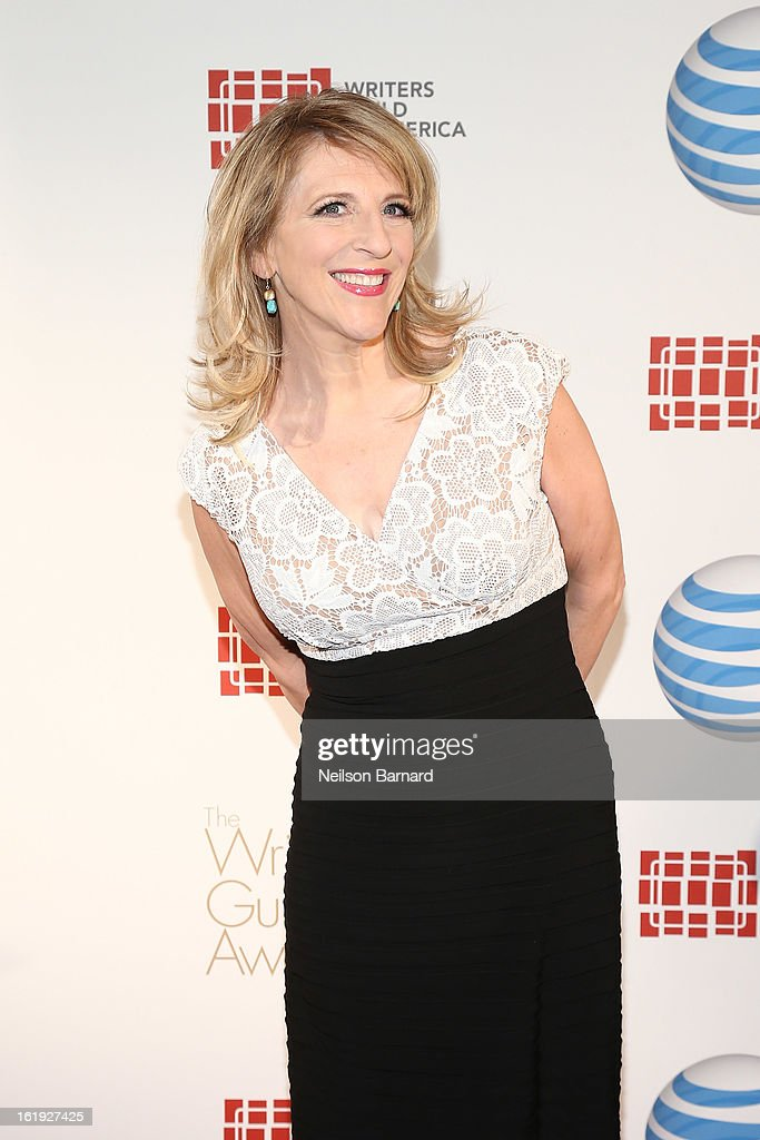 Comedian Lisa Lampanelli attends the 65th annual Writers Guild East Coast Awards at B.B. King Blues Club & Grill on February 17, 2013 in New York City.
