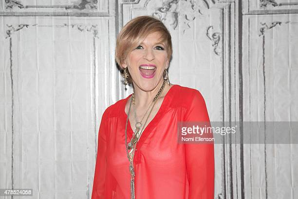 Comedian Lisa Lampanelli attends the AOL BUILD Speaker Series supporting her new special 'Back To The Drawing Board' at AOL Studios In New York on...