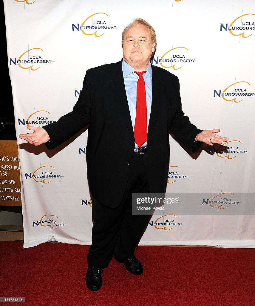 Comedian <a gi-track='captionPersonalityLinkClicked' href=/galleries/search?phrase=Louie+Anderson+-+Comedian&family=editorial&specificpeople=862500 ng-click='$event.stopPropagation()'>Louie Anderson</a> attends UCLA Department of Neurosurgery's 2010 Visionary Ball at The Beverly Hilton Hotel on October 14, 2010 in Beverly Hills, California.