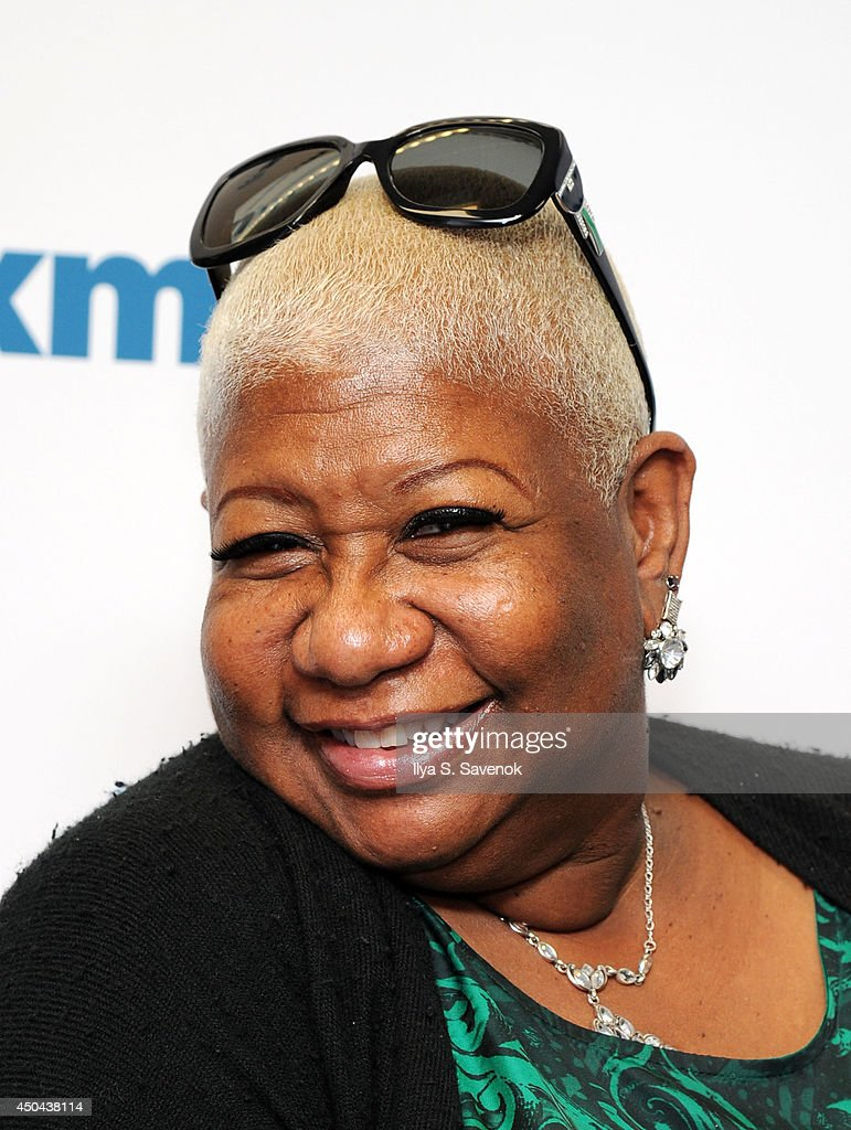 Comedian Luenell visits the SiriusXM Studios on June 11, 2014 in New York City.