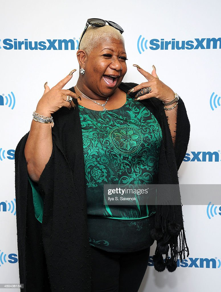 Comedian <a gi-track='captionPersonalityLinkClicked' href=/galleries/search?phrase=Luenell&family=editorial&specificpeople=2159262 ng-click='$event.stopPropagation()'>Luenell</a> visits the SiriusXM Studios on June 11, 2014 in New York City.