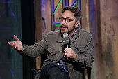 Comedian Marc Maron attends the AOL BUILD Speaker Series at AOL Studios on May 5 2015 in New York City