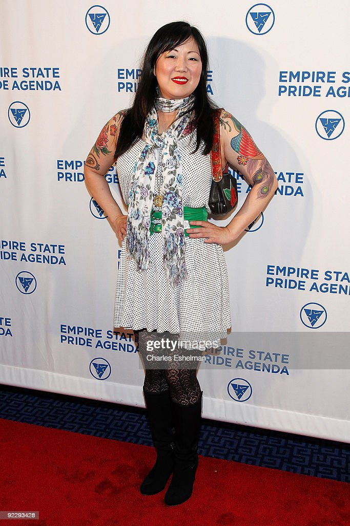 Comedian <a gi-track='captionPersonalityLinkClicked' href=/galleries/search?phrase=Margaret+Cho&family=editorial&specificpeople=216403 ng-click='$event.stopPropagation()'>Margaret Cho</a> attends the 18th Annual Empire State Pride Agenda Fall Dinner at the Sheraton New York Hotel & Towers on October 22, 2009 in New York City.
