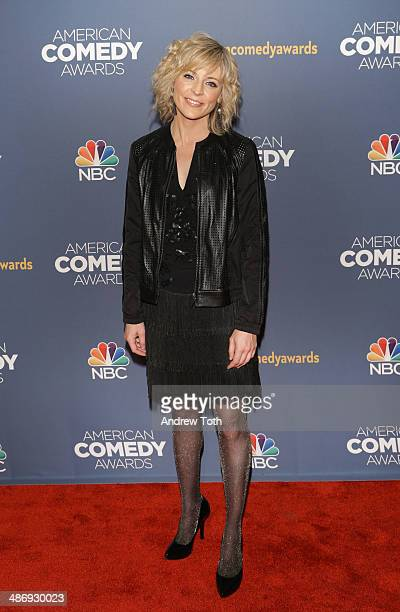 Comedian Maria Bamford attends the 2014 American Comedy Awards at Hammerstein Ballroom on April 26 2014 in New York City