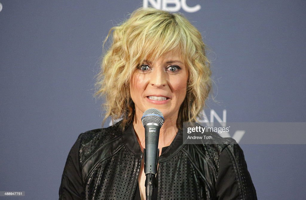 Comedian Maria Bamford attends the 2014 American Comedy Awards at Hammerstein Ballroom on April 26, 2014 in New York City.