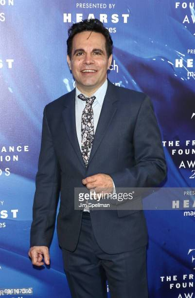 Comedian Mario Cantone attends the 2017 Fragrance Foundation Awards at Alice Tully Hall Lincoln Center on June 14 2017 in New York City