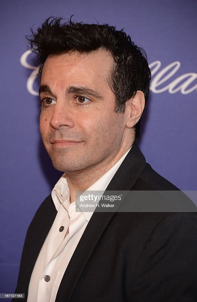 Comedian <a gi-track='captionPersonalityLinkClicked' href=/galleries/search?phrase=Mario+Cantone&family=editorial&specificpeople=201932 ng-click='$event.stopPropagation()'>Mario Cantone</a> attends the 'I Got Somethin' To Tell You' World Premiere during the 2013 Tribeca Film Festival on April 20, 2013 in New York City.