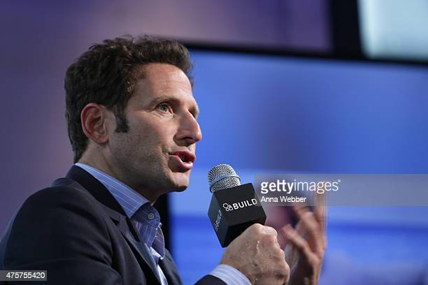 Comedian Mark Feuerstein attends AOL BUILD Speaker Series Mark Feuerstein Discusses His Television Series 'Royal Pains' at AOL Studios In New York on...