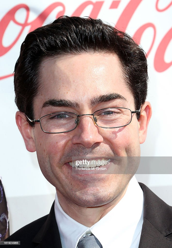 Comedian Mark Malkoff attends the 3rd Annual Streamy Awards at Hollywood Palladium on February 17, 2013 in Hollywood, California.