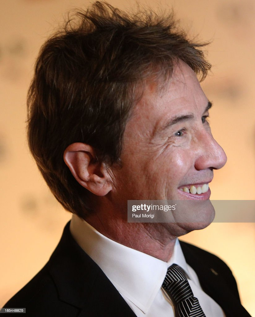Comedian <a gi-track='captionPersonalityLinkClicked' href=/galleries/search?phrase=Martin+Short&family=editorial&specificpeople=211569 ng-click='$event.stopPropagation()'>Martin Short</a> attends The 16th Annual Mark Twain Prize For American Humor at John F. Kennedy Center for the Performing Arts on October 20, 2013 in Washington, DC.