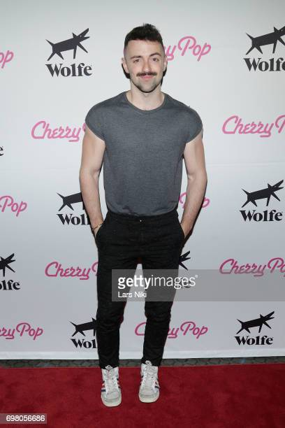 Comedian Matteo Lane attends the Cherry Pop Premiere at OutCinema Presented by NewFest and NYC Pride at SVA Theater on June 19 2017 in New York City