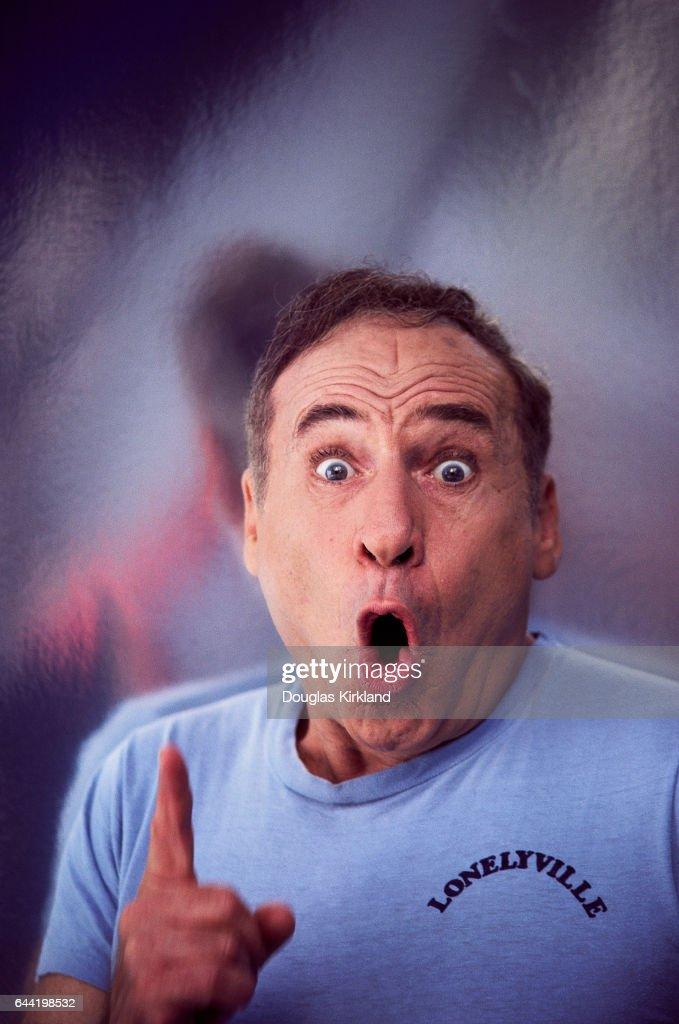 Comedian Mel Brooks