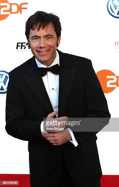 Comedian Michael 'Bully' Herbig attends the German Film Award 2009 at the Palais am Funkturm on April 24 2009 in Berlin Germany