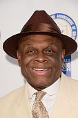 Comedian Michael Colyar arrives at the 25th annual NAACP Theatre Awards press conference at The Ebony Repertory Theatre on March 6 2016 in Los...
