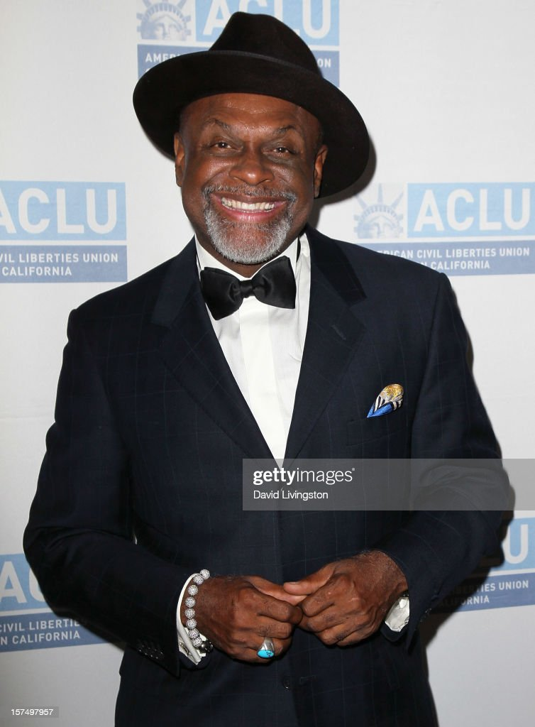 Comedian Michael Colyar attends the ACLU of Southern California's 2012 Bill of Rights Dinner at the Beverly Wilshire Four Seasons Hotel on December 3, 2012 in Beverly Hills, California.