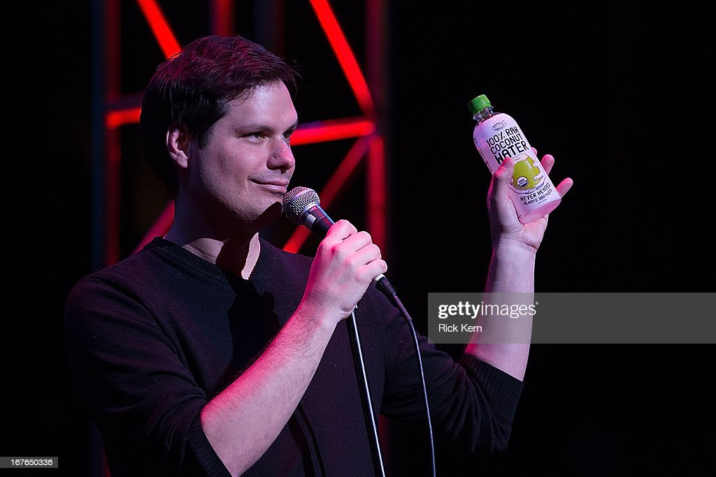 Comedian <a gi-track='captionPersonalityLinkClicked' href=/galleries/search?phrase=Michael+Ian+Black&family=editorial&specificpeople=2276869 ng-click='$event.stopPropagation()'>Michael Ian Black</a> performs on stage during the Moontower Comedy Festival at the Paramount Theatre on April 26, 2013 in Austin, Texas.