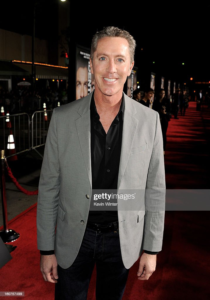 Comedian Michael McDonald arrives at the premiere of Universal Pictures' 'Identity Thief' at the Village Theatre on February 4, 2013 in Los Angeles, California.