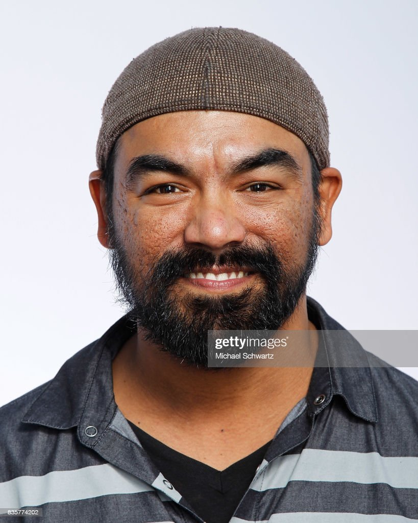Comedian Miguel Lugo poses during his appearance at The Ice House Comedy Club on August 19, 2017 in Pasadena, California.