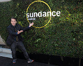 Comedian Mike Birbiglia arrives for the 2015 Sundance Institute celebration benefit held at 3LABS on June 2 2015 in Culver City California