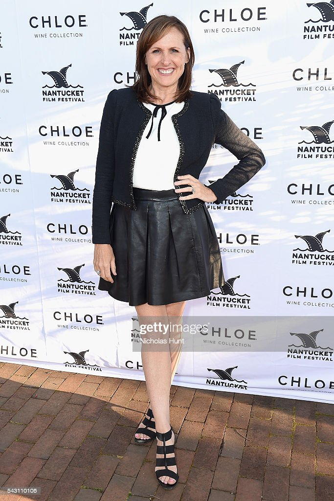 Comedian Molly Shannon attends the Screenwriters Tribute at the 2016 Nantucket Film Festival Day 4 on June 25, 2016 in Nantucket, Massachusetts.