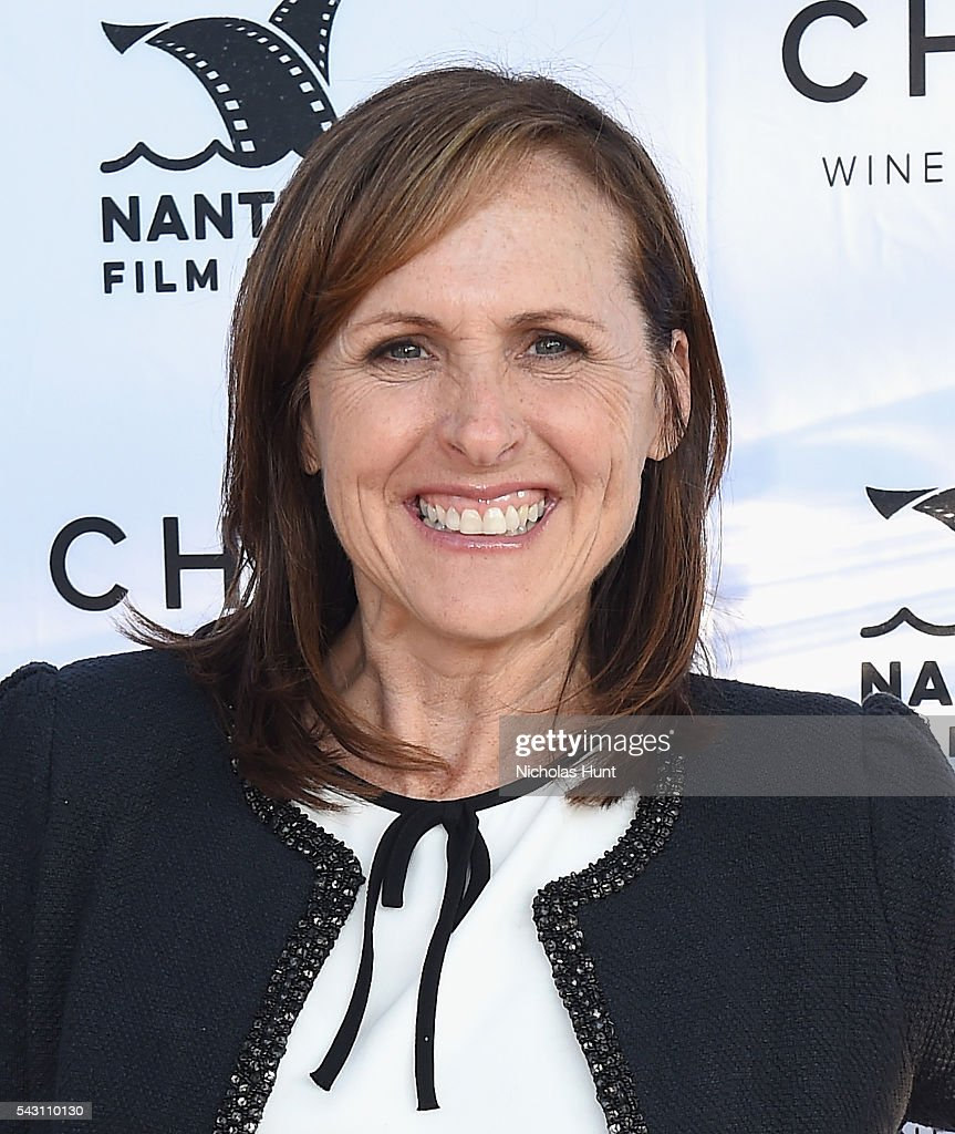 Comedian <a gi-track='captionPersonalityLinkClicked' href=/galleries/search?phrase=Molly+Shannon&family=editorial&specificpeople=213534 ng-click='$event.stopPropagation()'>Molly Shannon</a> attends the Screenwriters Tribute at the 2016 Nantucket Film Festival Day 4 on June 25, 2016 in Nantucket, Massachusetts.