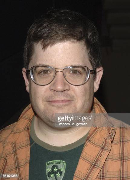 Comedian Patton Oswalt attends Netflix Presents a Special Screening of 'The Comedians of Comedy The Movie' at the Egyptian Theatre on November 16...
