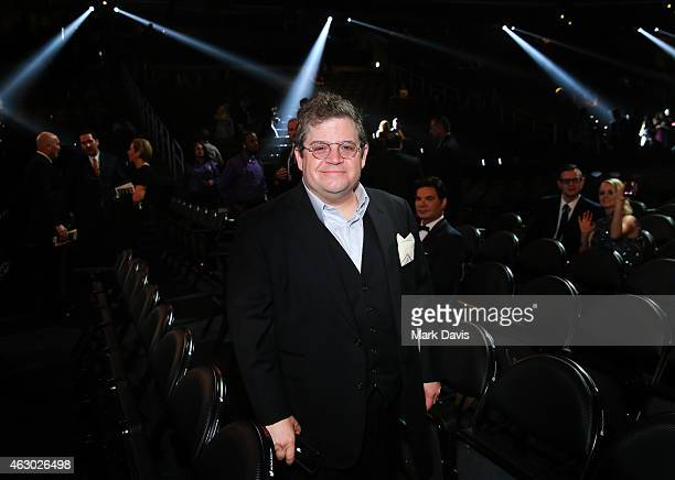 Comedian Patton Oswalt attends The 57th Annual GRAMMY Awards at STAPLES Center on February 8 2015 in Los Angeles California