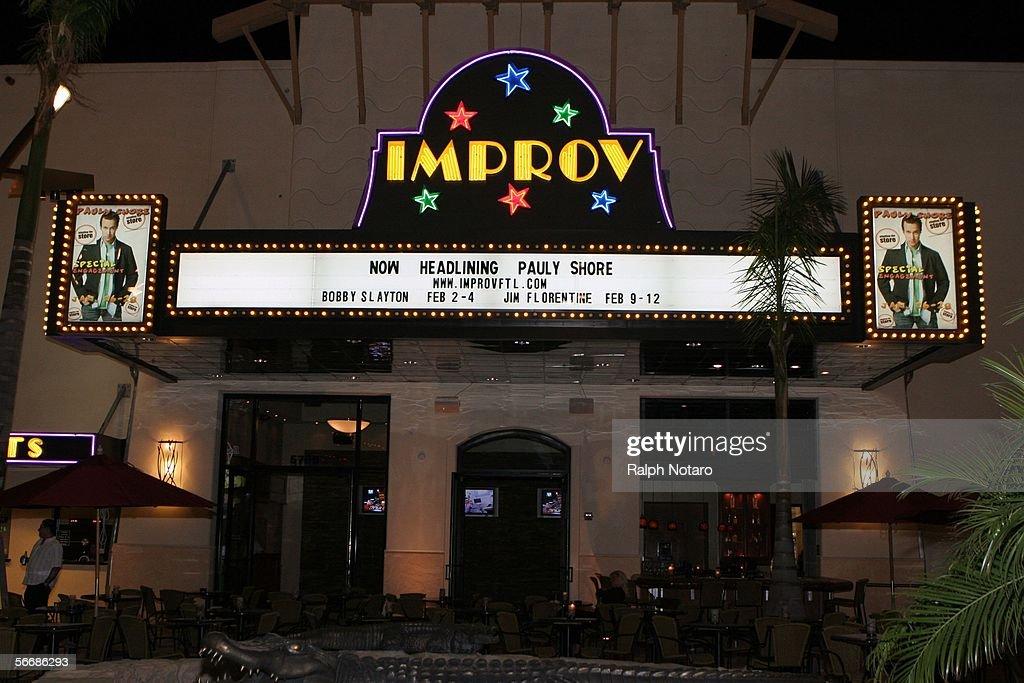 Improv hard rock casino sun cruise casino in jacksonville florida