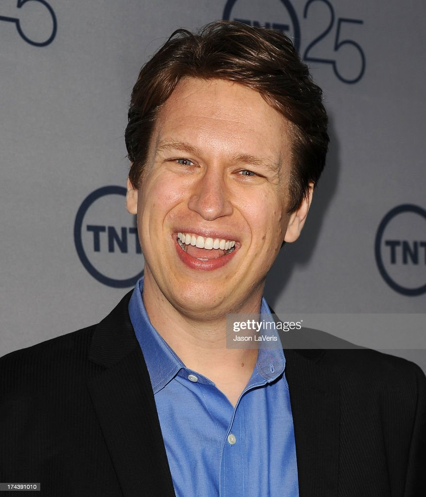Comedian <a gi-track='captionPersonalityLinkClicked' href=/galleries/search?phrase=Pete+Holmes&family=editorial&specificpeople=5915170 ng-click='$event.stopPropagation()'>Pete Holmes</a> attends TNT's 25th anniversary party at The Beverly Hilton Hotel on July 24, 2013 in Beverly Hills, California.