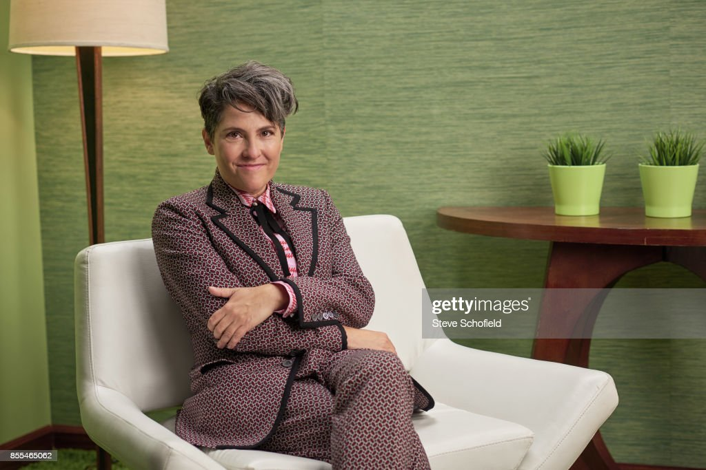 Comedian, playwright, writer and director Jill Soloway is photographed for Emmy magazine on September 18, 2016 in Los Angeles, California.