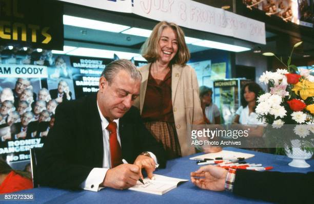 Comedian Rodney Dangerfield was interviewed by Sylvia Chase for '20/20' RODNEY