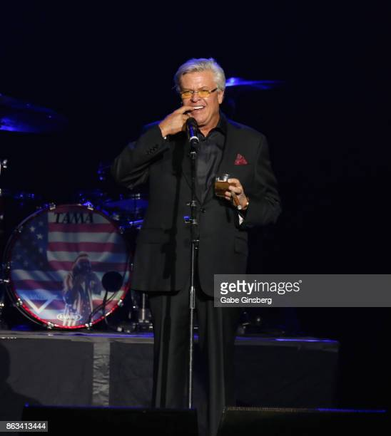 Comedian Ron White performs during 'Vegas Strong A Night of Healing' at the Orleans Arena on October 19 2017 in Las Vegas Nevada The concert benefits...