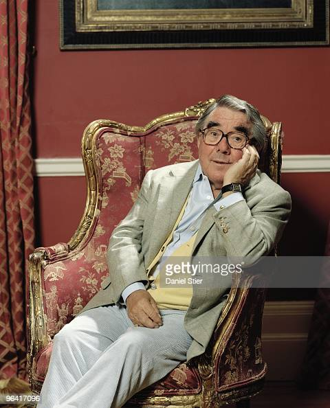 Comedian Ronnie Corbett poses for a portrait shoot in London on September 29 2006