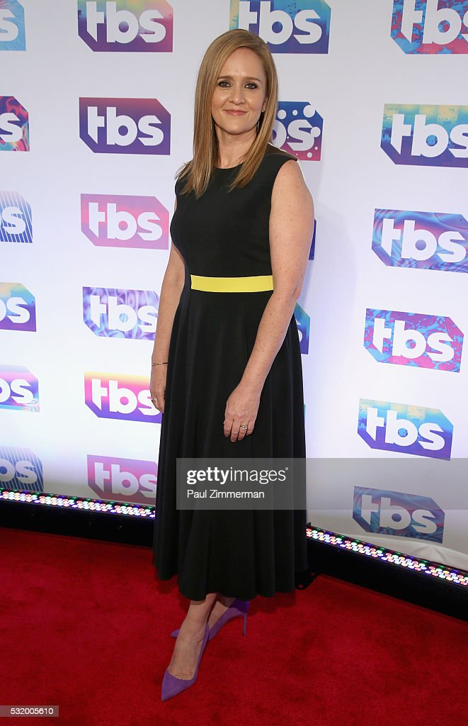 Comedian Samantha Bee attends TBS Night Out at The New Museum on May 17 2016 in New York City