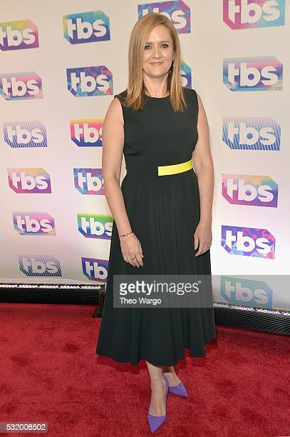 Comedian Samantha Bee attends TBS's A Night Out With FYC Event at The New Museum on May 17 2016 in New York City