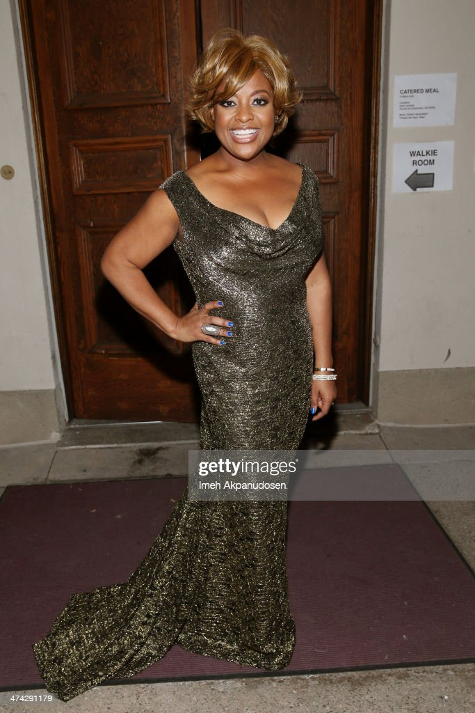 Comedian <a gi-track='captionPersonalityLinkClicked' href=/galleries/search?phrase=Sherri+Shepherd&family=editorial&specificpeople=693379 ng-click='$event.stopPropagation()'>Sherri Shepherd</a> attends the 45th NAACP Image Awards presented by TV One at Pasadena Civic Auditorium on February 22, 2014 in Pasadena, California.