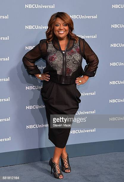 Comedian Sherri Shepherd attends the NBCUniversal 2016 Upfront Presentation on May 16 2016 in New York New York