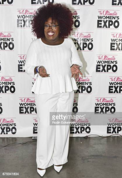 Comedian Sheryl Underwood attends The Los Angeles Ultimate Women's Expo 2017 at Los Angeles Convention Center on April 30 2017 in Los Angeles...
