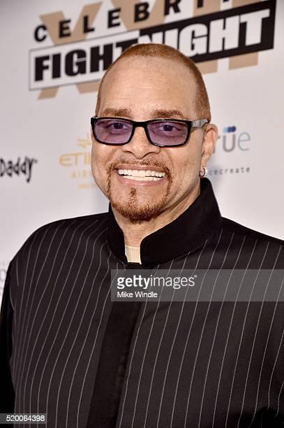 Comedian Sinbad attends Muhammad Ali's Celebrity Fight Night XXII at the JW Marriott Phoenix Desert Ridge Resort Spa on April 8 2016 in Phoenix...